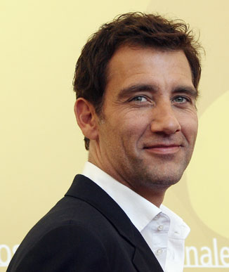HD Quality Wallpaper | Collection: Celebrity, 326x387 Clive Owen