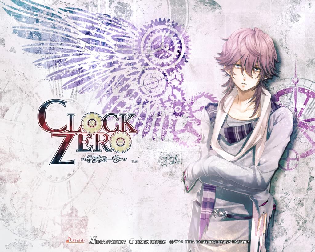 Clock Zero Backgrounds on Wallpapers Vista