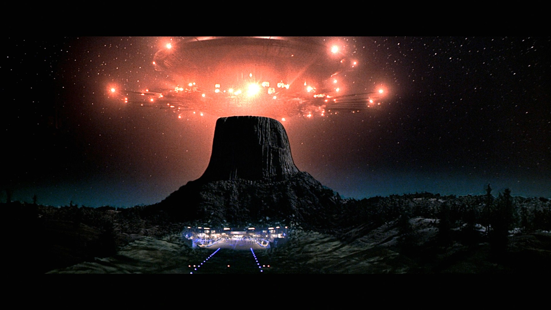 Close Encounters Of The Third Kind Wallpapers Movie Hq Close