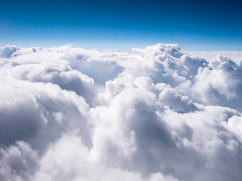 Cloud Backgrounds, Compatible - PC, Mobile, Gadgets| 1024x768 px