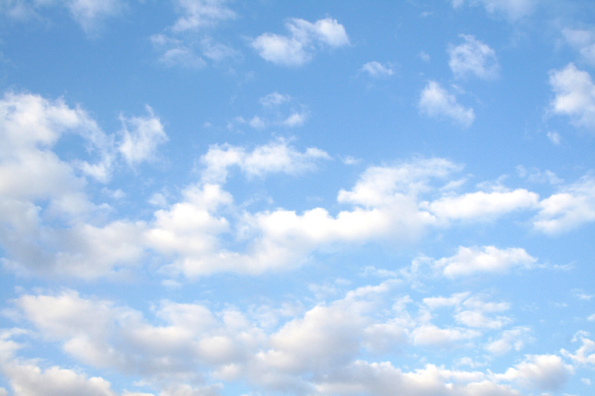 Cloud Backgrounds on Wallpapers Vista