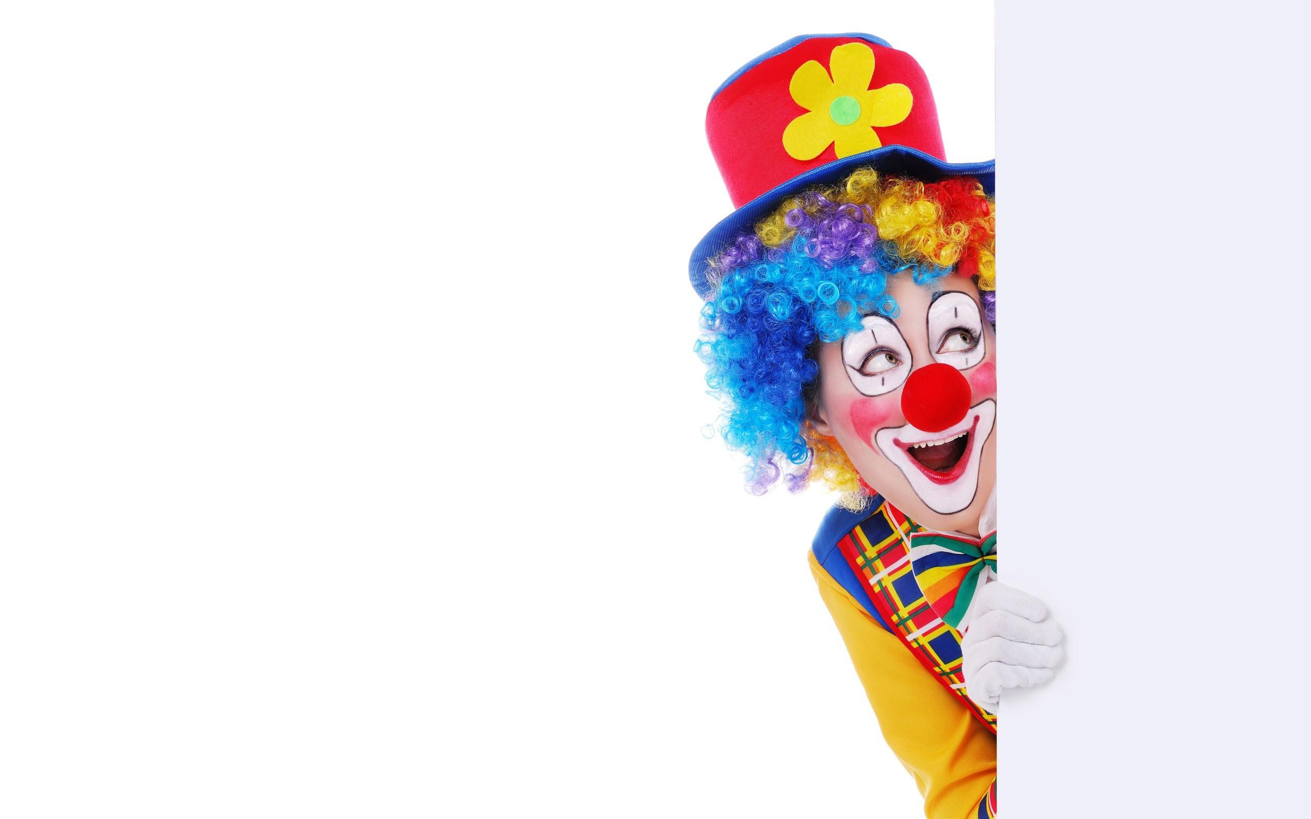 High Resolution Wallpaper | Clown 2560x1600 px