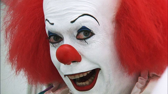 Nice wallpapers Clown 550x309px