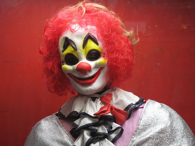 Nice Images Collection: Clown Desktop Wallpapers