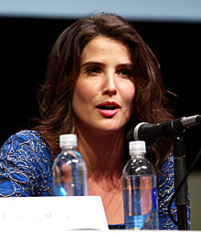 Amazing Cobie Smulders Pictures & Backgrounds