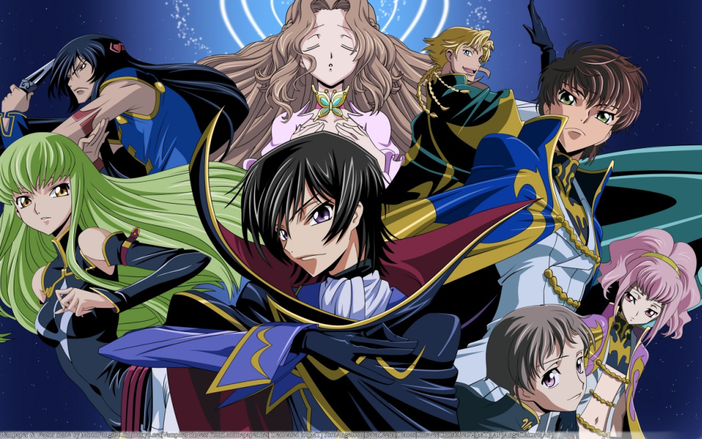 Amazing Code Geass Pictures & Backgrounds