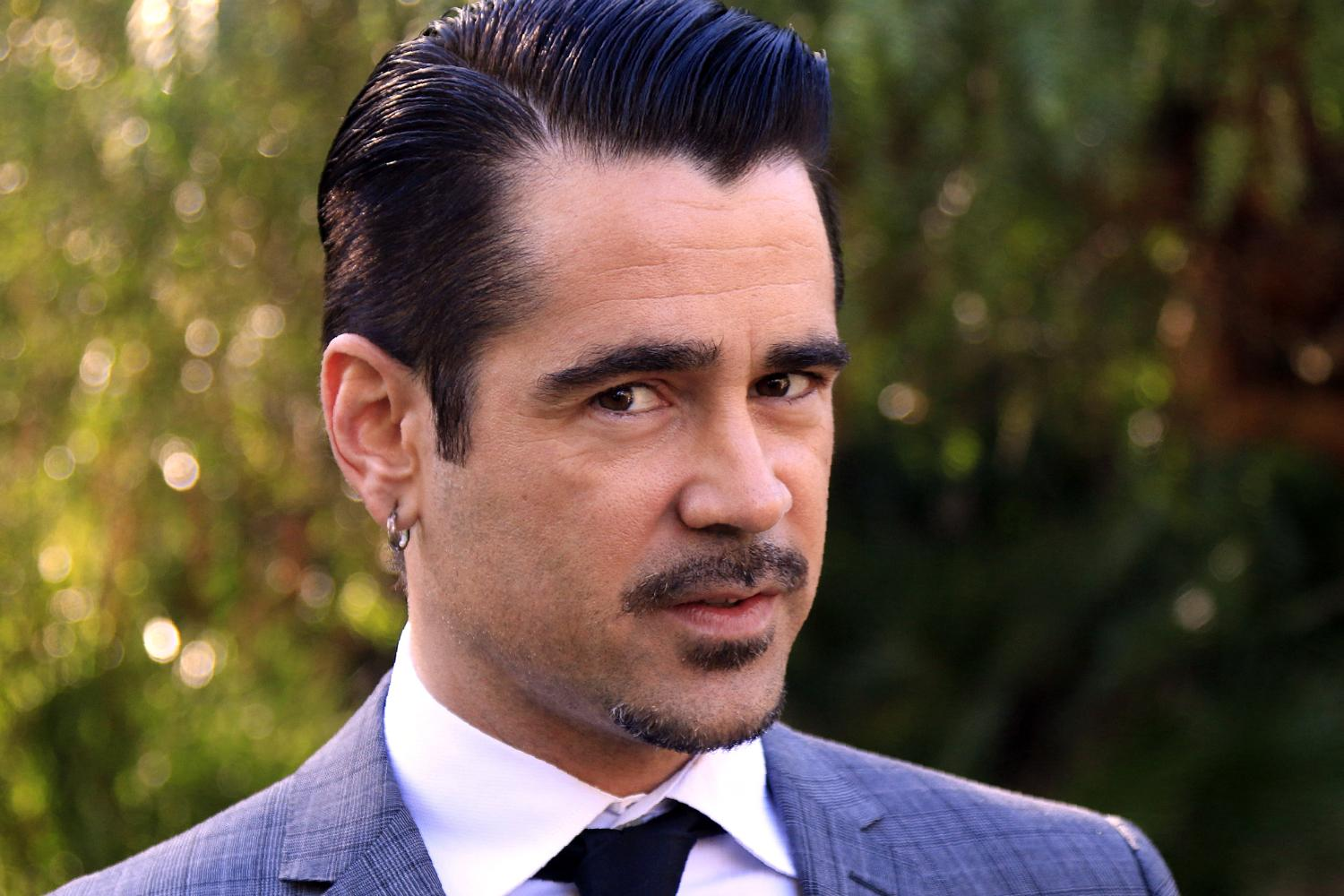 Colin Farrell Backgrounds on Wallpapers Vista
