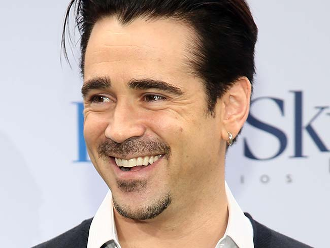 Nice wallpapers Colin Farrell 650x488px