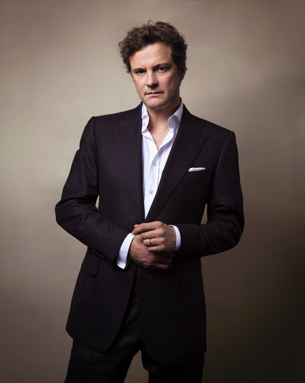 Nice Images Collection: Colin Firth Desktop Wallpapers