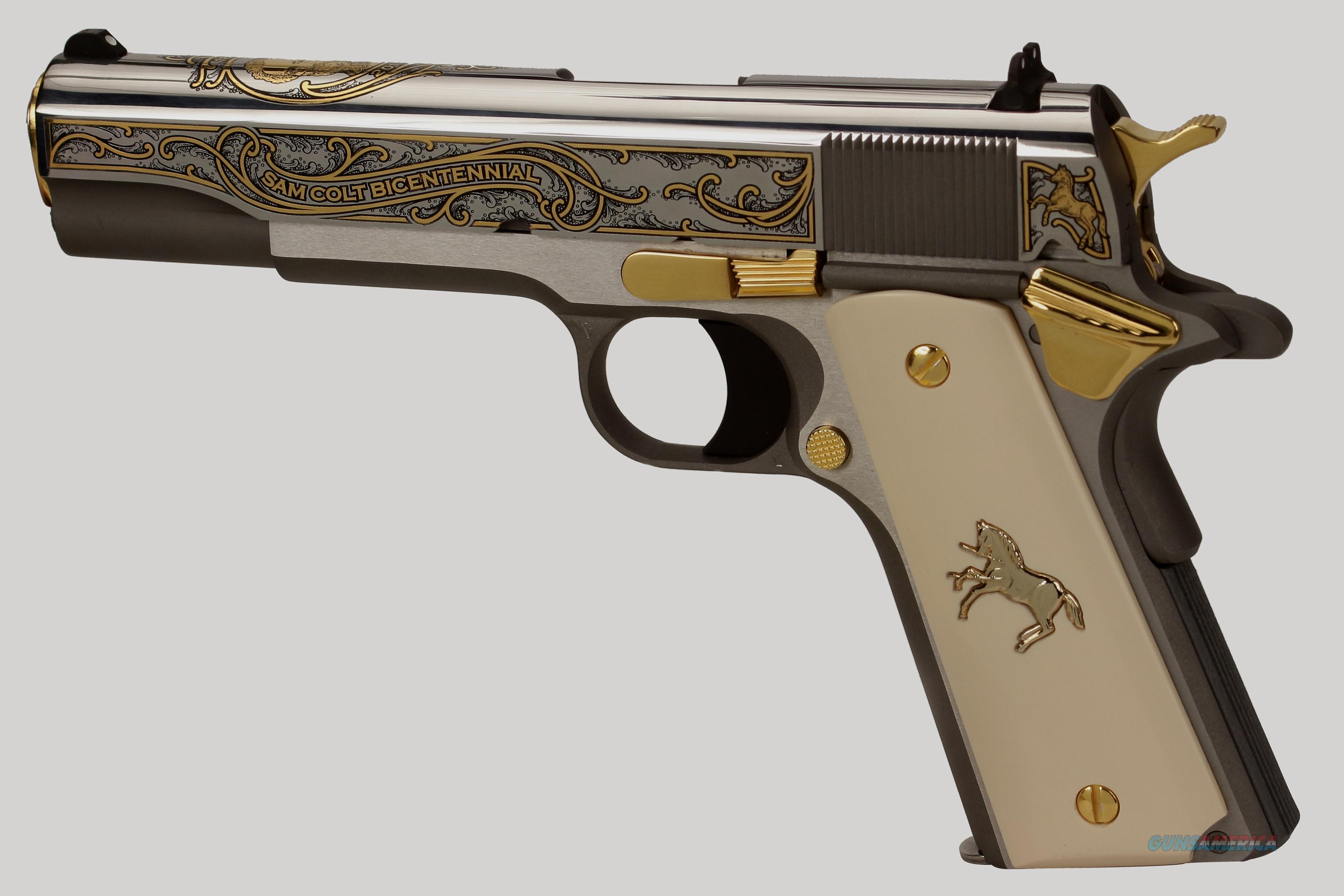 Colt 1911 High Quality Background on Wallpapers Vista