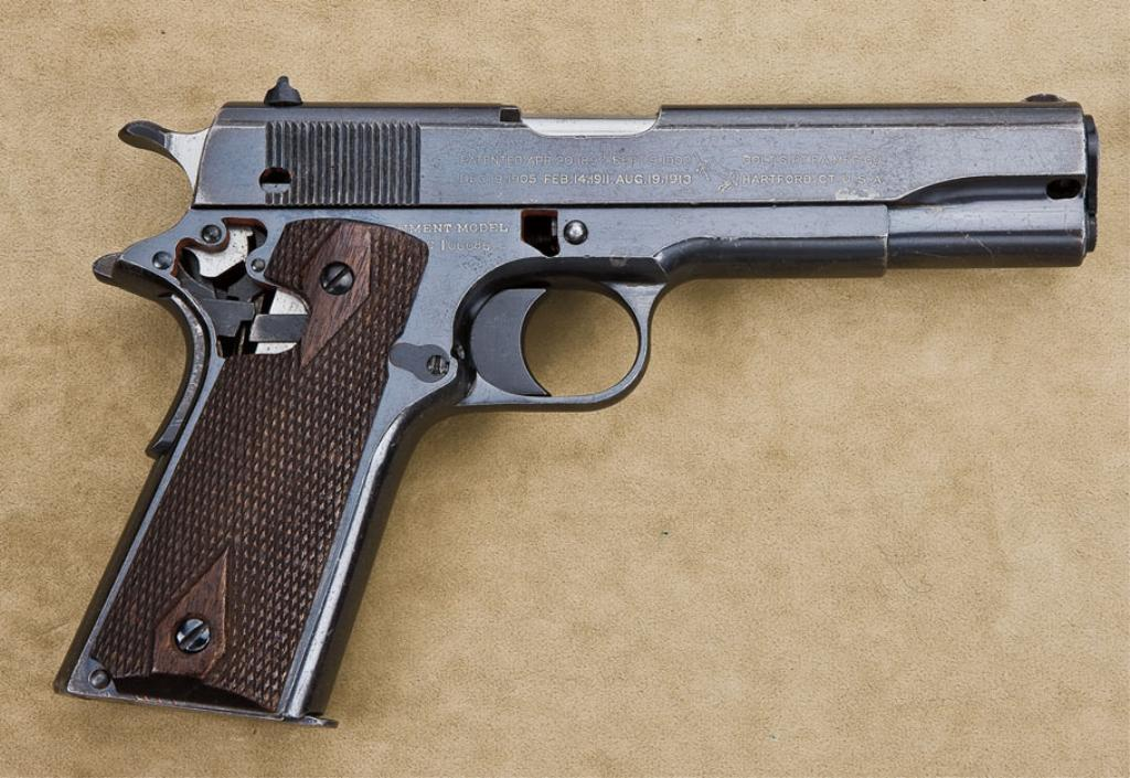 Nice Images Collection: Colt 1911 Desktop Wallpapers