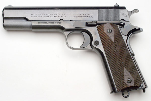 Amazing Colt M1911 Pictures & Backgrounds