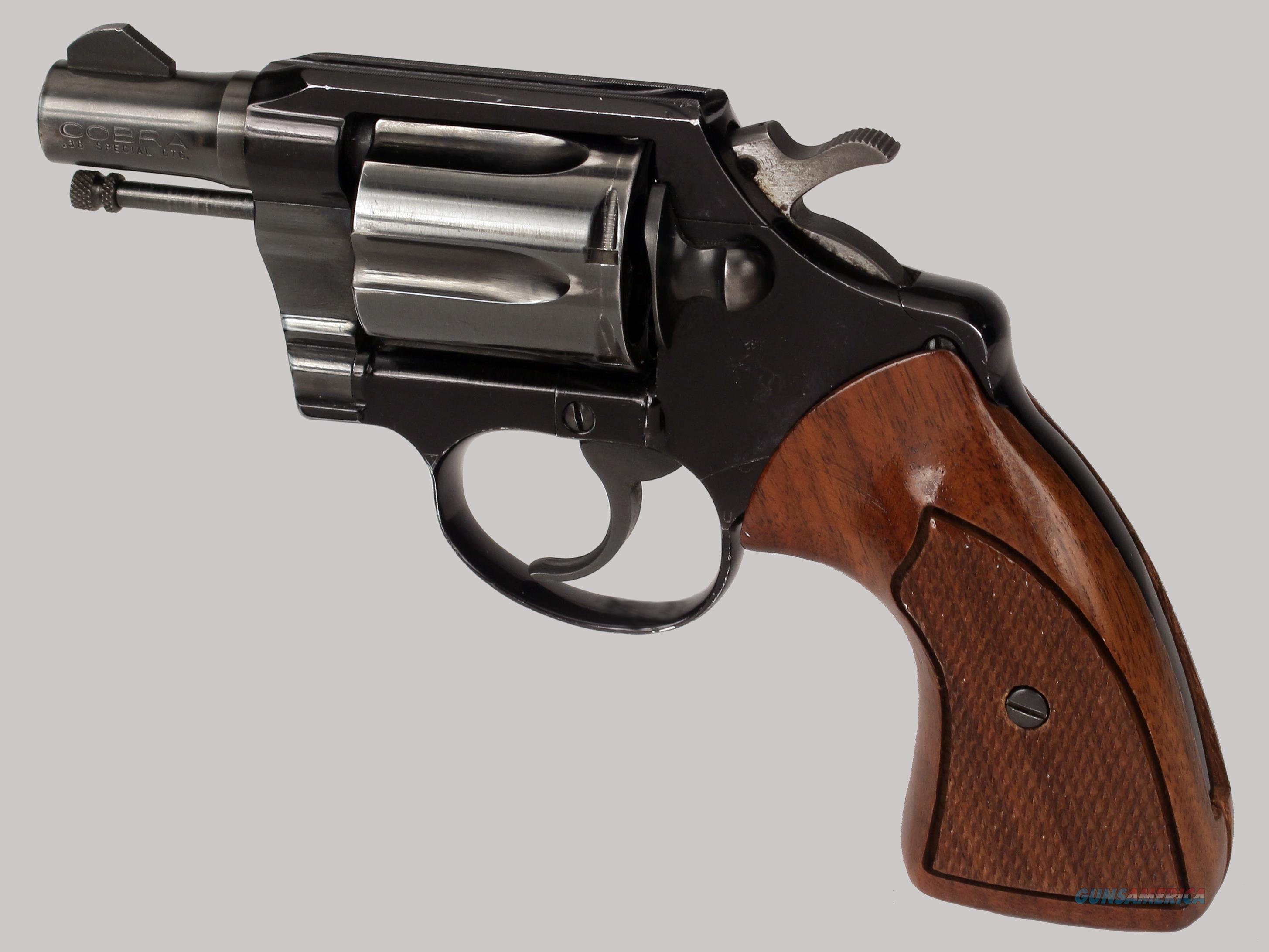 HQ Colt Cobra 38 Special Revolver Wallpapers | File 318.7Kb