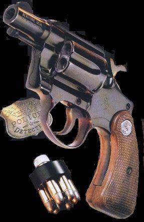 Nice wallpapers Colt Cobra 38 Special Revolver 287x441px