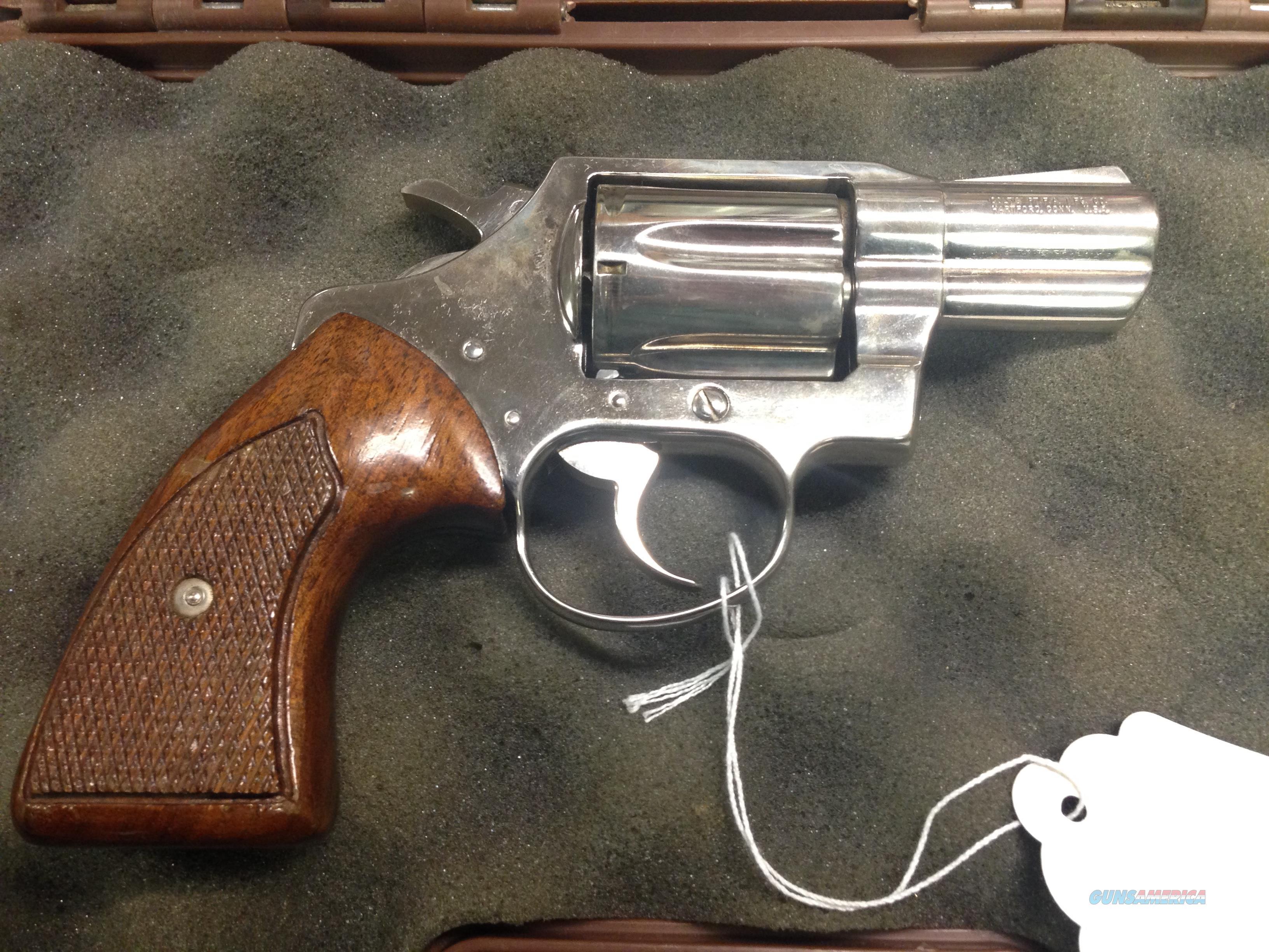 Images of Colt Cobra 38 Special Revolver | 3264x2448