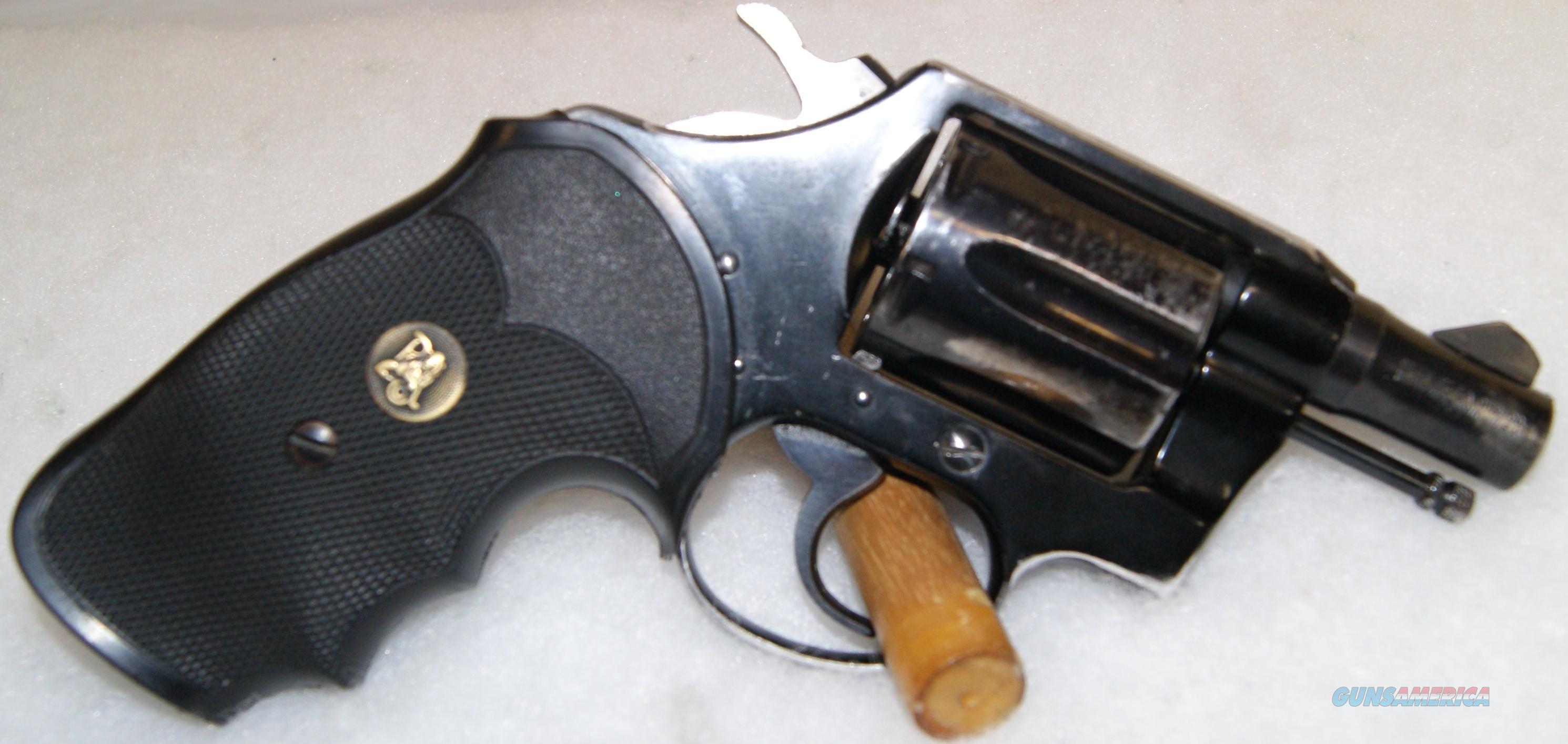 Images of Colt Cobra 38 Special Revolver | 2981x1415