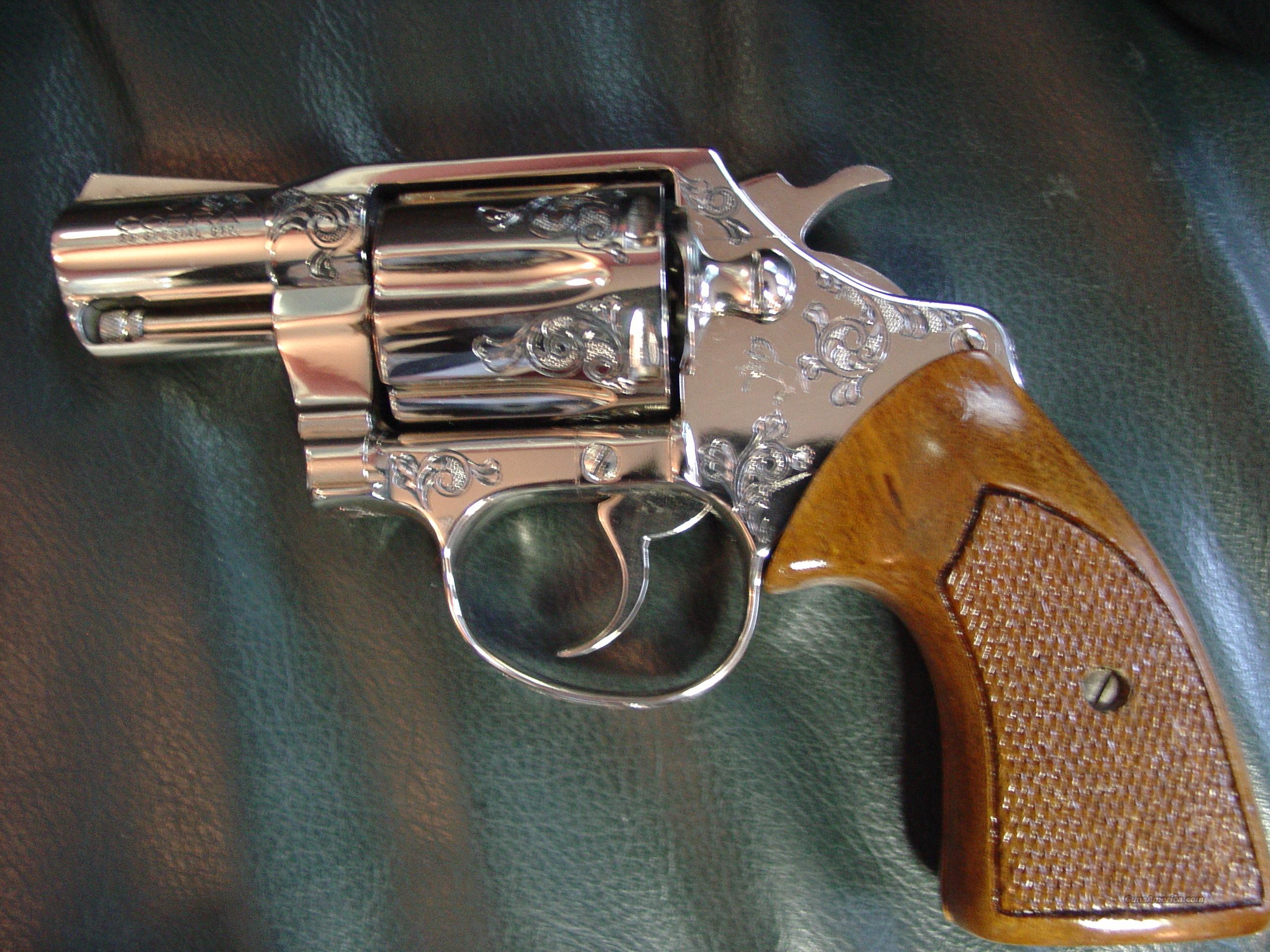 Images of Colt Cobra 38 Special Revolver | 2592x1944