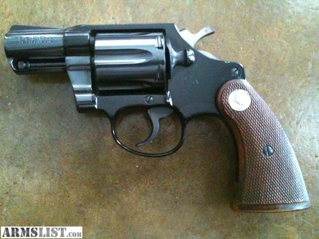 Nice Images Collection: Colt Cobra 38 Special Revolver Desktop Wallpapers