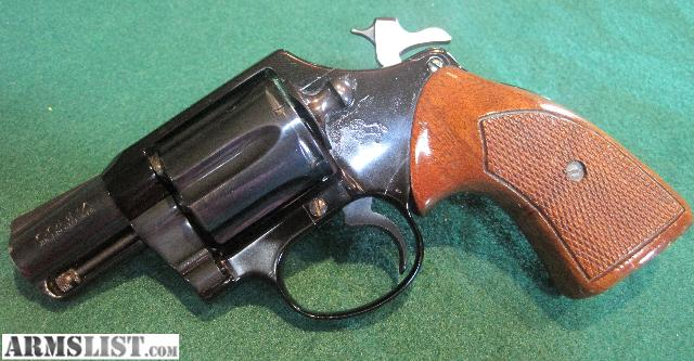 HQ Colt Cobra 38 Special Revolver Wallpapers | File 50.01Kb