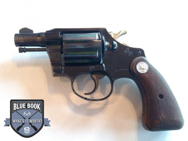 740x555 > Colt Cobra 38 Special Revolver Wallpapers