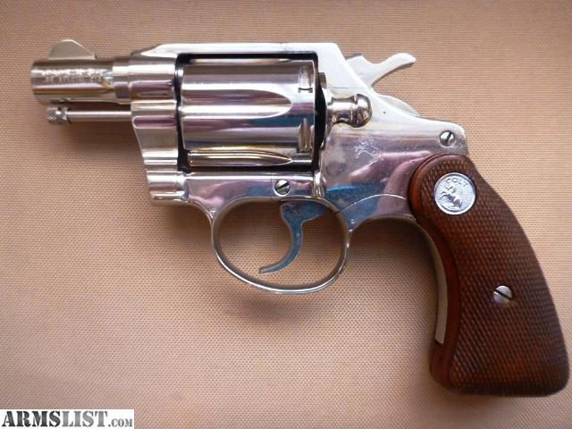 Colt Cobra 38 Special Revolver wallpapers, Weapons, HQ Colt