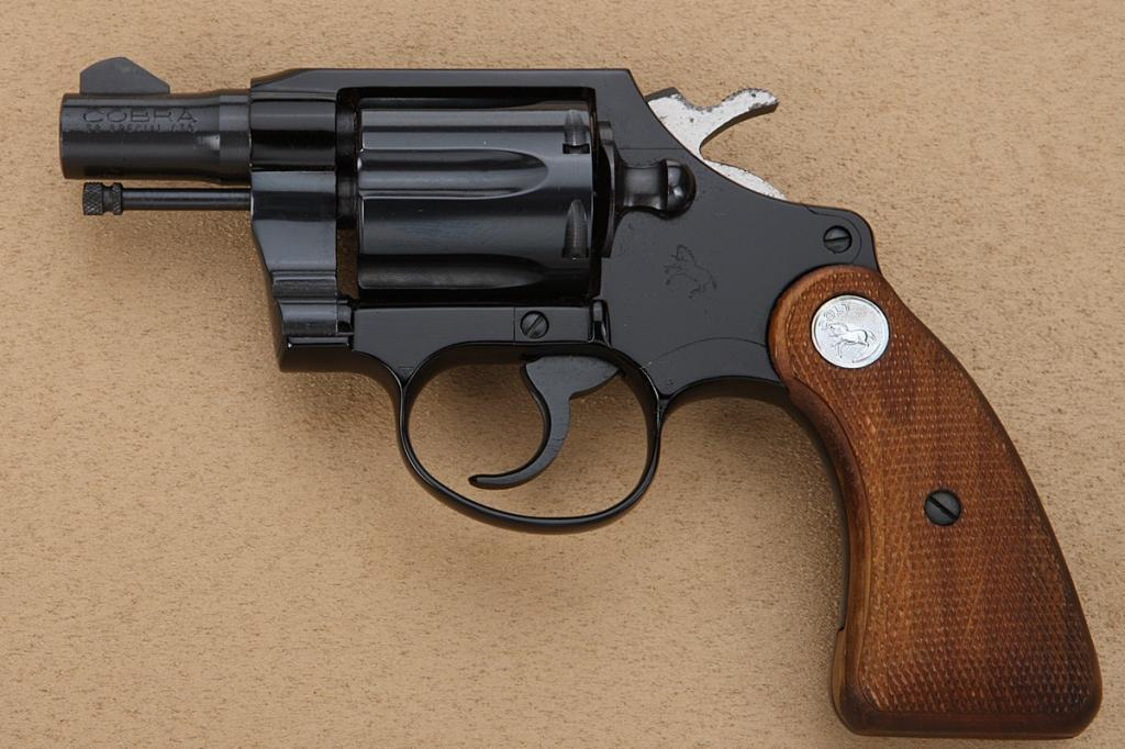 Colt Cobra 38 Special Revolver Backgrounds on Wallpapers Vista