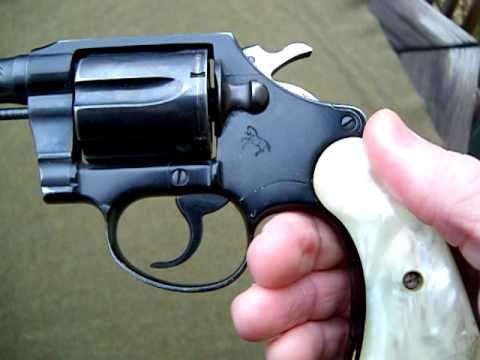 High Resolution Wallpaper | Colt Cobra 38 Special Revolver 480x360 px