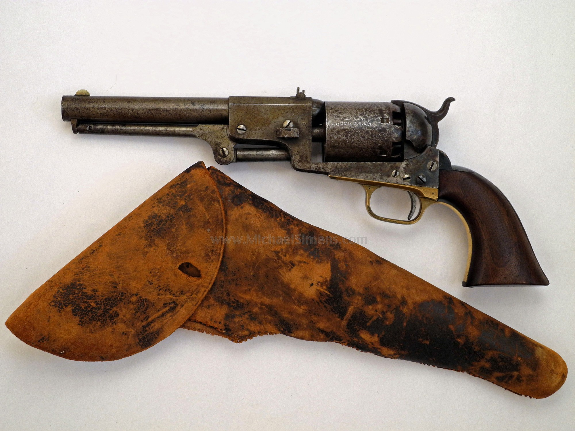Colt Dragoon Revolver Backgrounds, Compatible - PC, Mobile, Gadgets| 2000x1500 px