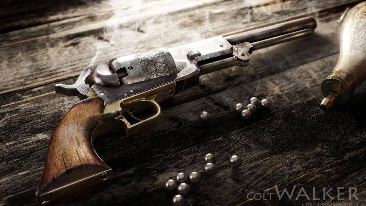 Images of Colt Dragoon Revolver | 1280x720