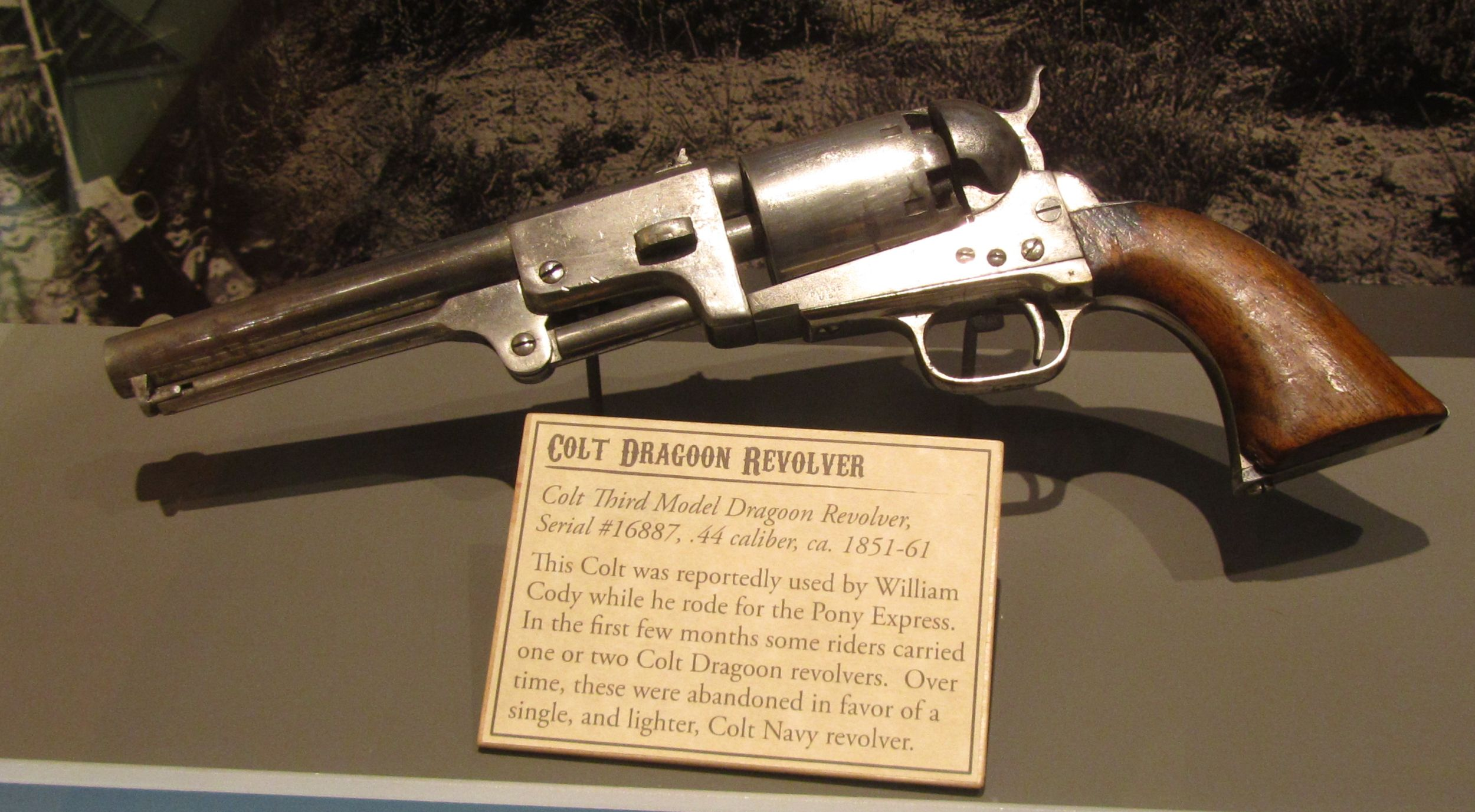 Amazing Colt Dragoon Revolver Pictures & Backgrounds