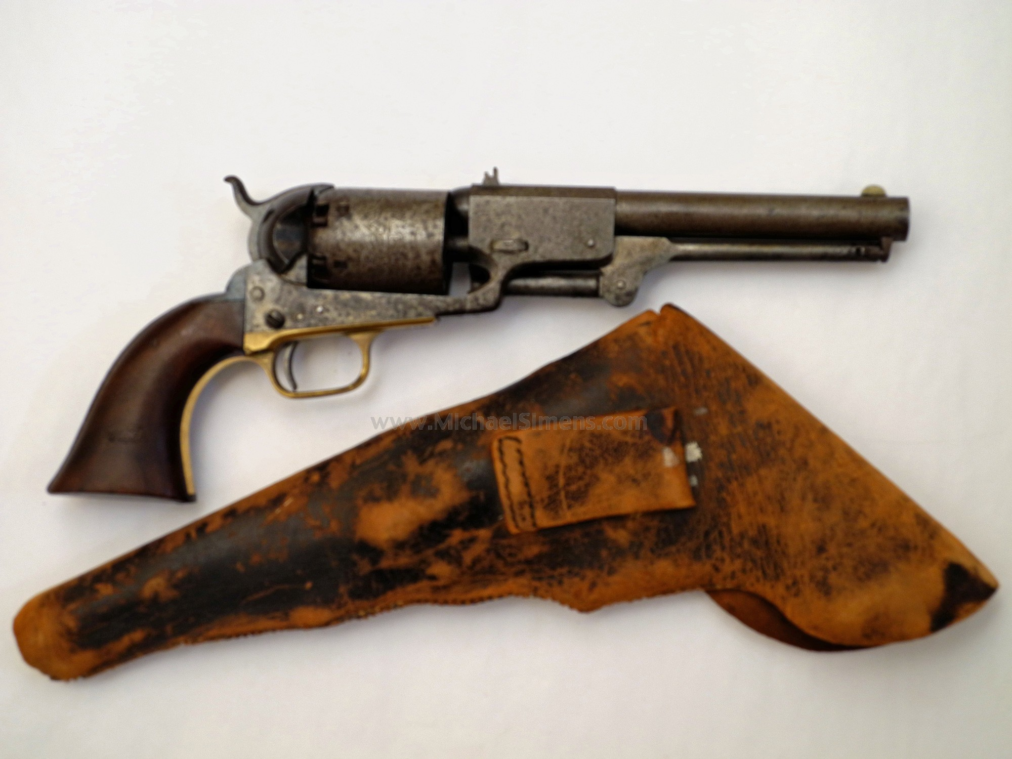 Colt Dragoon Revolver Pics, Weapons Collection