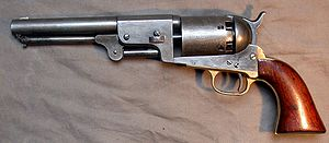 Nice wallpapers Colt Dragoon Revolver 300x131px