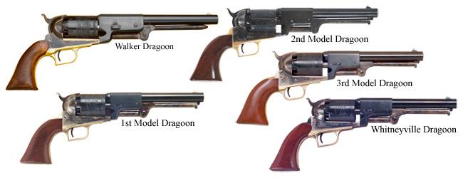 HQ Colt Dragoon Revolver Wallpapers | File 39.8Kb