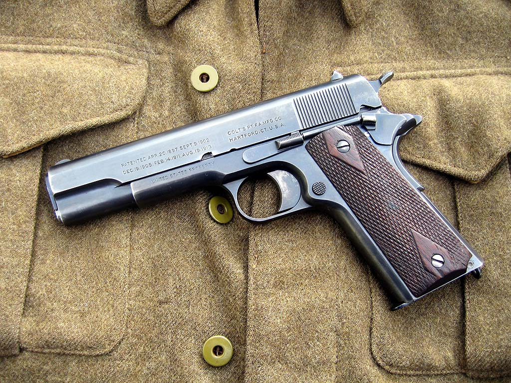 Colt M1911 Pics, Weapons Collection