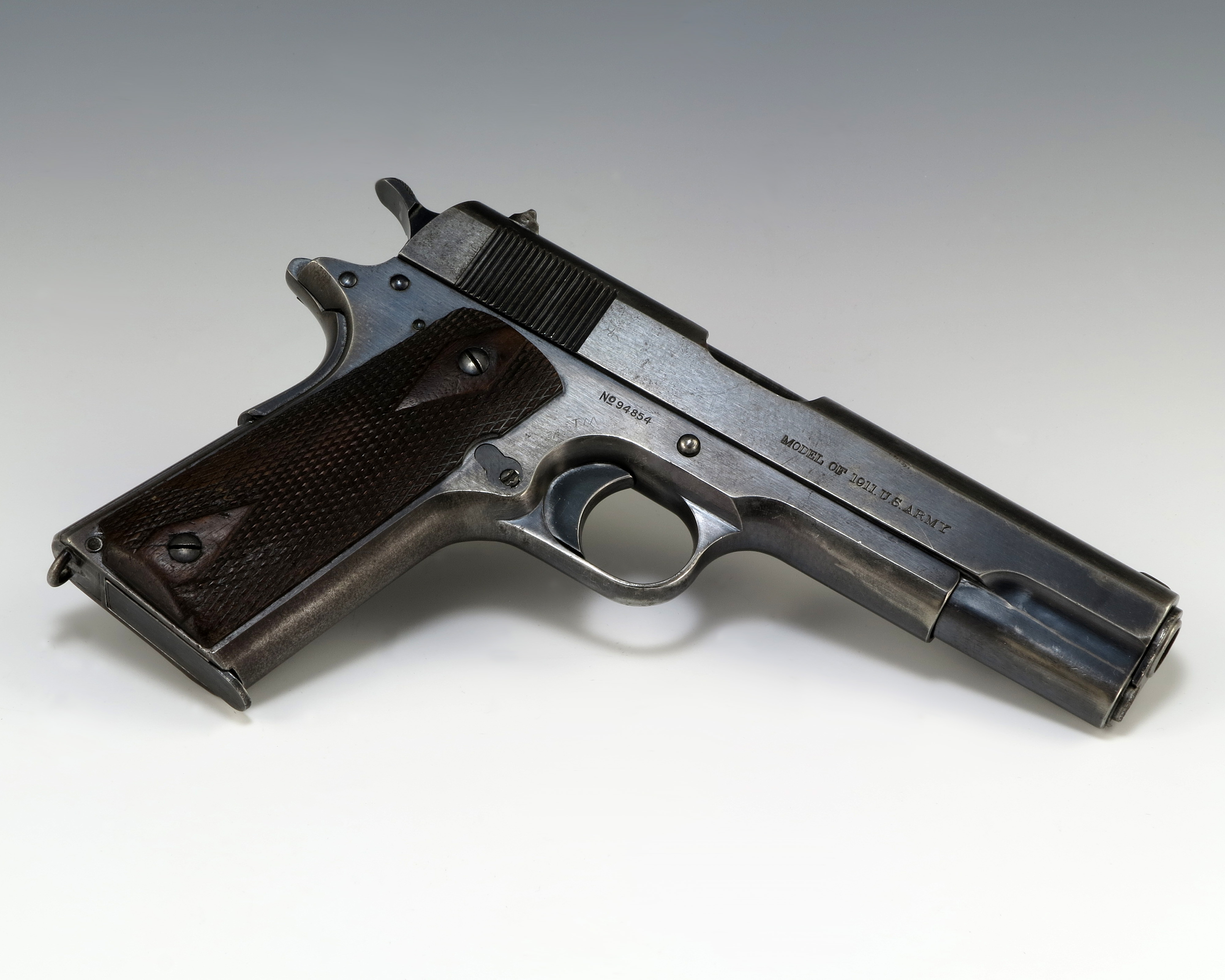 Nice Images Collection: Colt Government Pistol Desktop Wallpapers