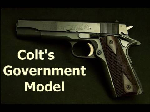 480x360 > Colt Government Pistol Wallpapers