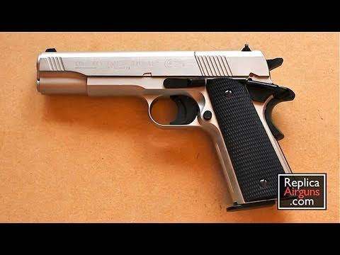 HQ Colt Government Pistol Wallpapers | File 21.44Kb