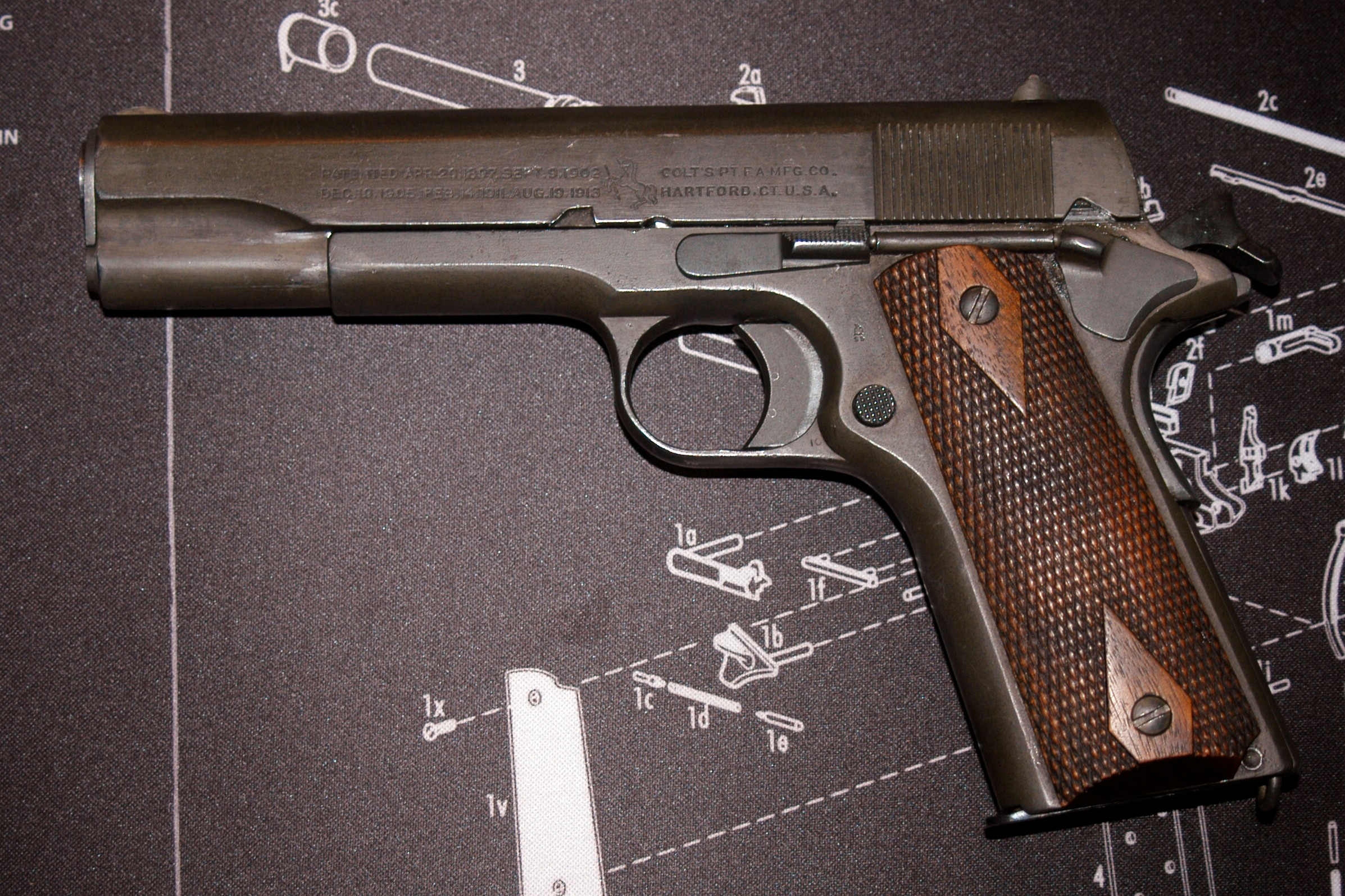 Images of Colt M1911 | 2394x1596
