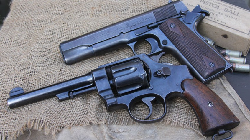 Nice Images Collection: Colt M1911 Desktop Wallpapers
