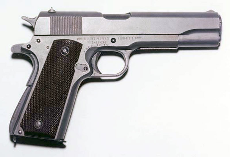 Colt M1911 Backgrounds on Wallpapers Vista
