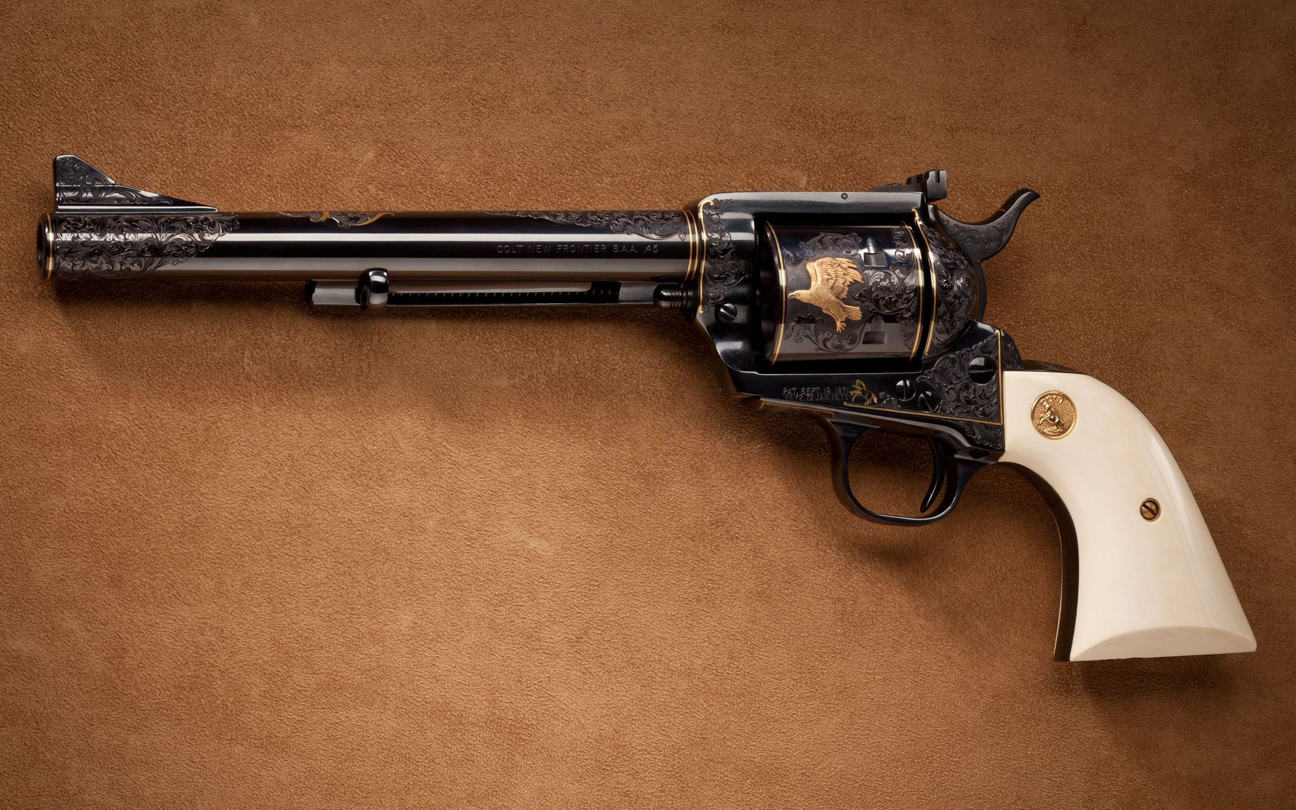 HQ Colt New Frontier Revolver Wallpapers | File 1262.61Kb