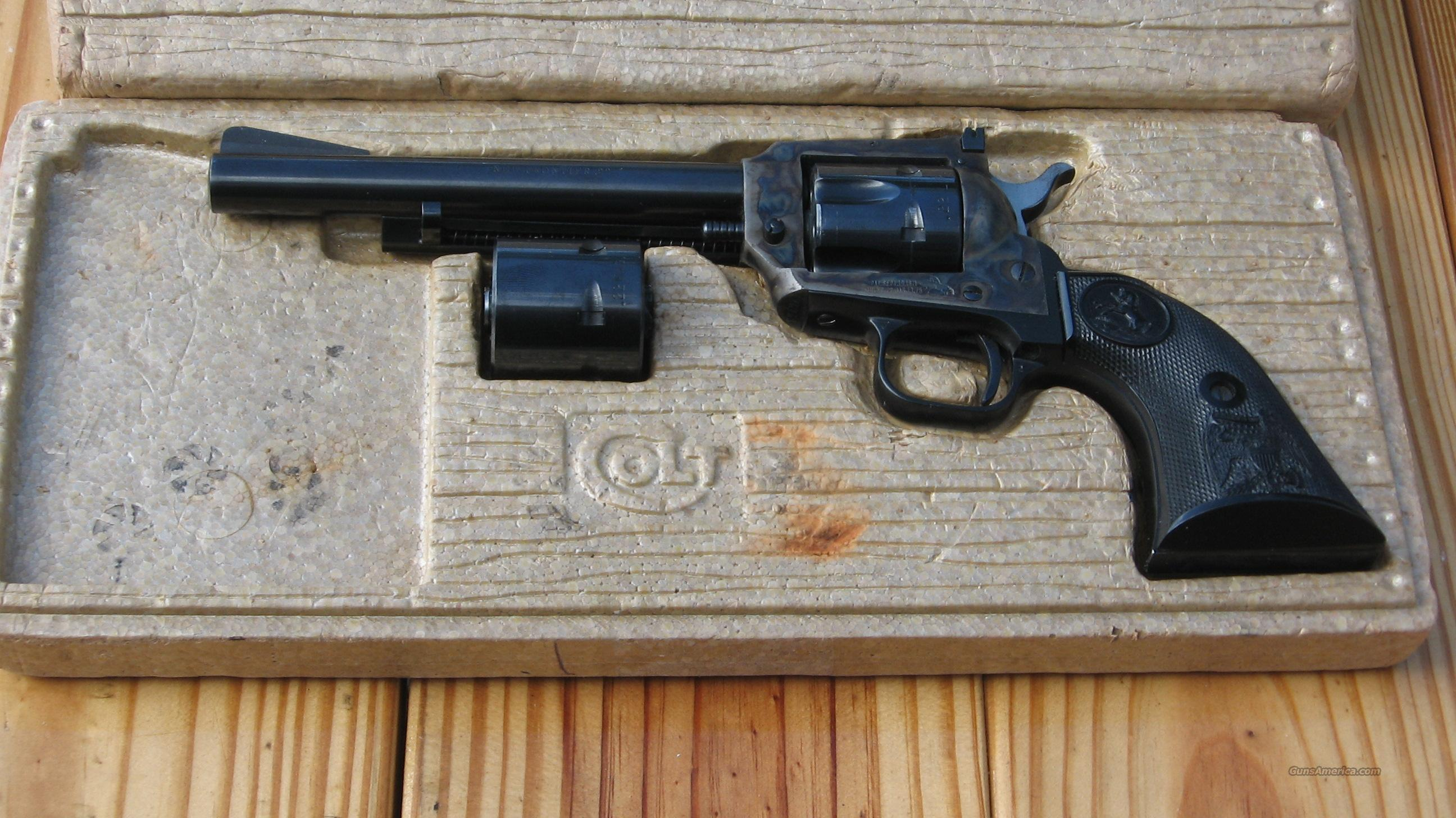 Nice wallpapers Colt New Frontier Revolver 2592x1456px