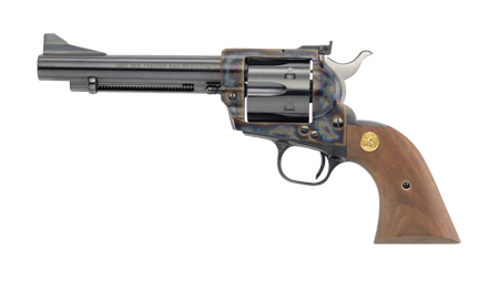 HD Quality Wallpaper | Collection: Weapons, 450x255 Colt New Frontier Revolver