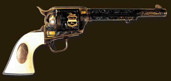 High Resolution Wallpaper | Colt Pistol 578x275 px