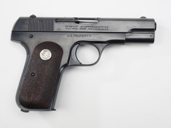 Colt Pistol Pics, Weapons Collection