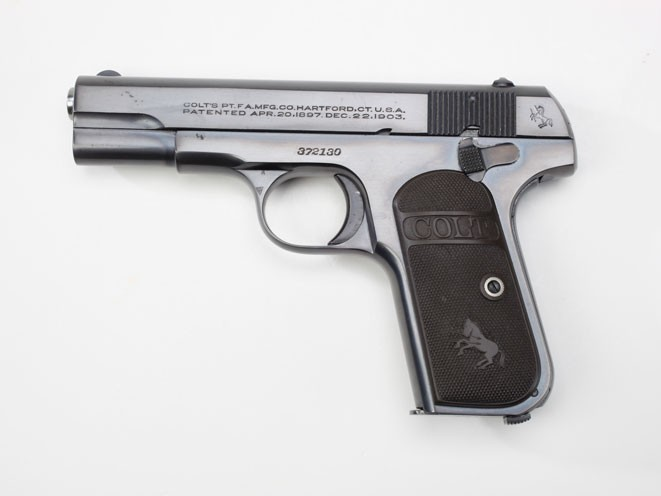 Nice Images Collection: Colt Pistol Desktop Wallpapers