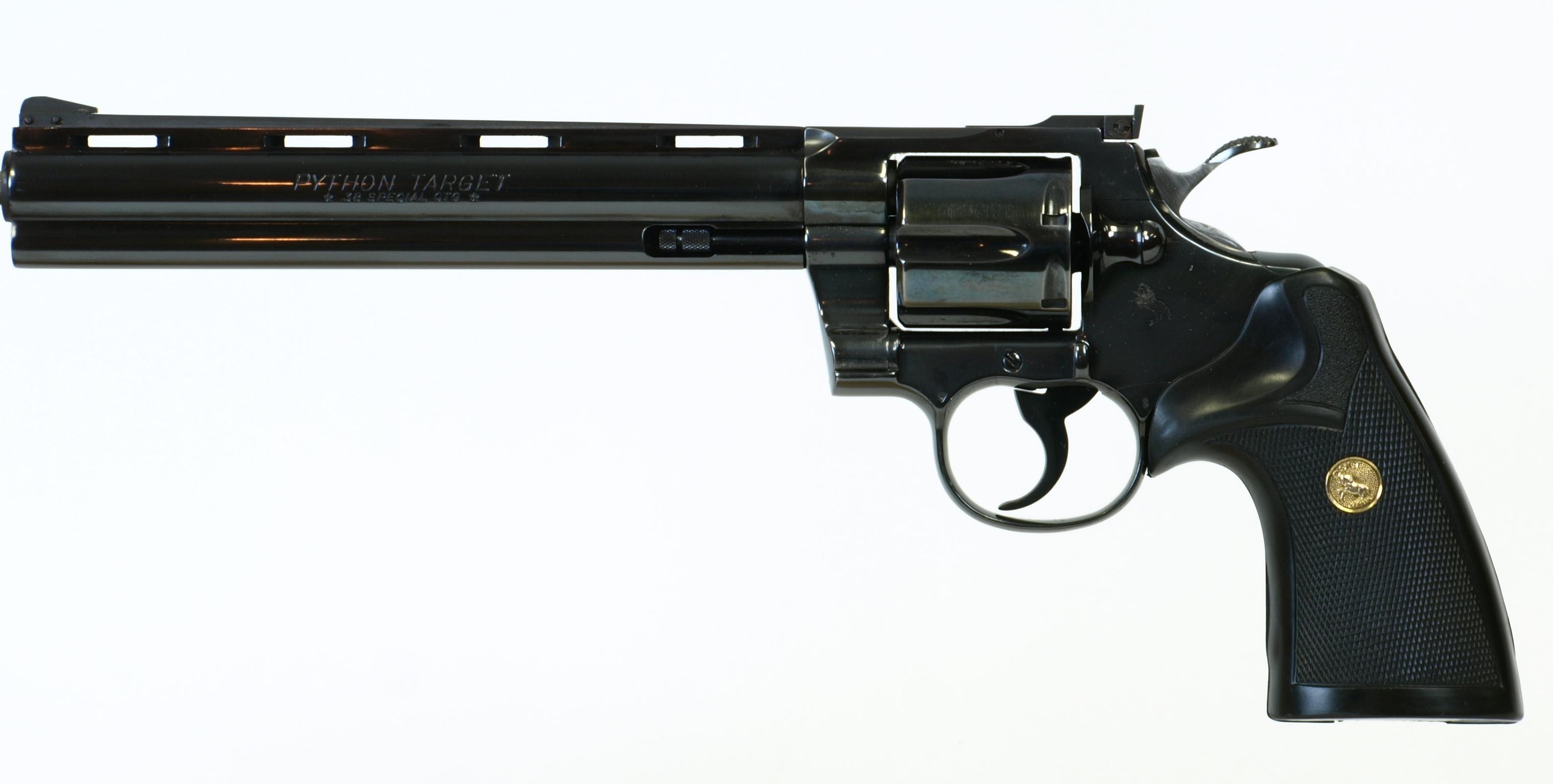 High Resolution Wallpaper   Colt Python Revolver 3174x1603 px