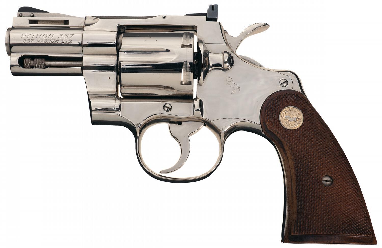 Colt Python Revolver High Quality Background on Wallpapers Vista