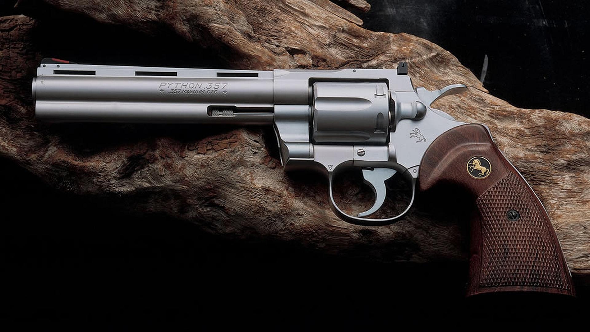 Images of Colt Python Revolver   1920x1080