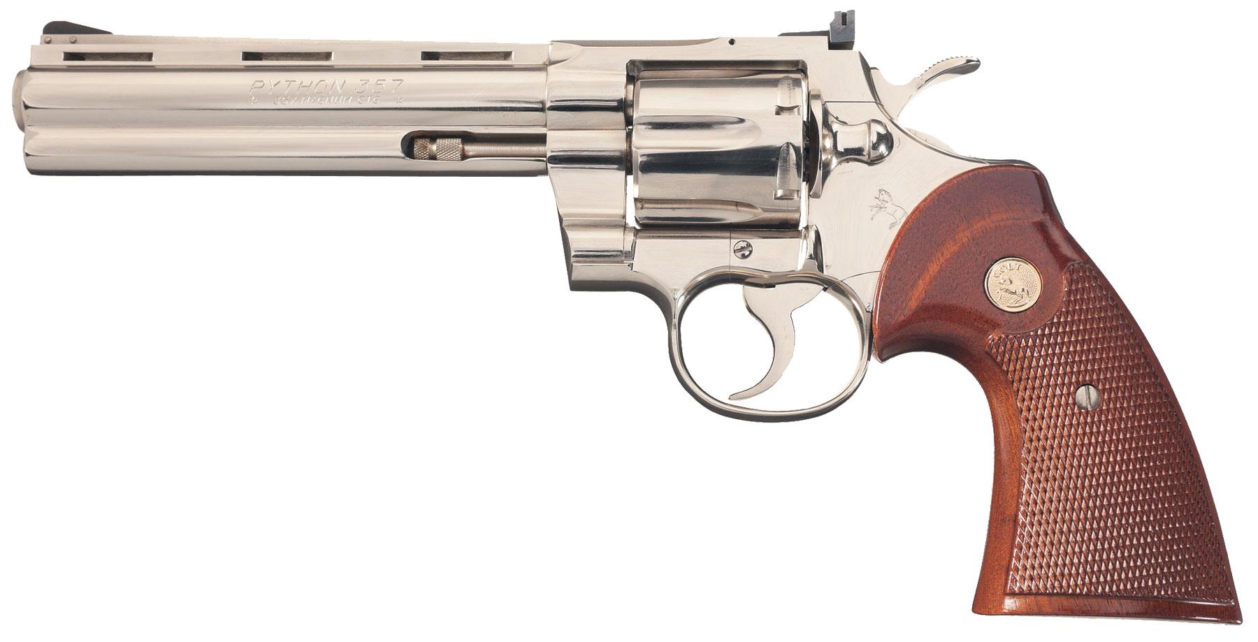 Images of Colt Python Revolver   1800x919